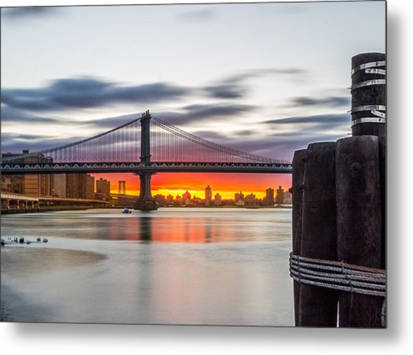 All Natural Color Metal Print