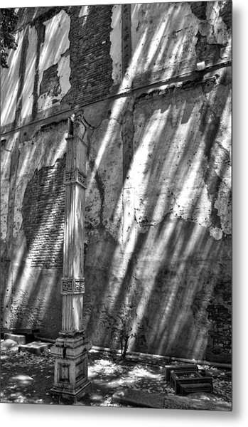 All That Is Left Metal Print