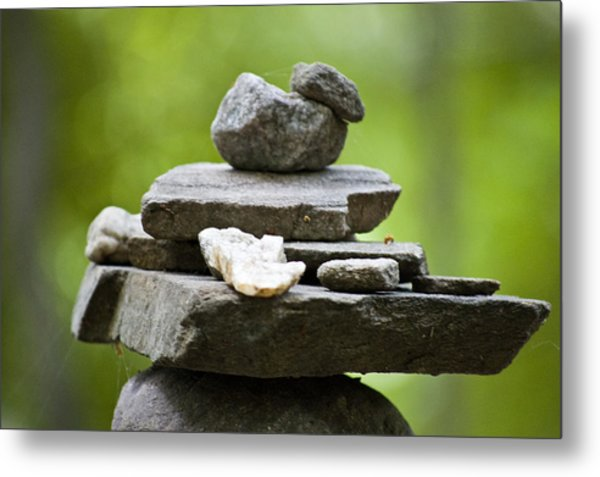 All Things Are Possible Metal Print