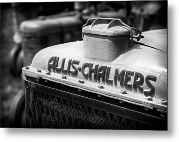 Allis Chalmers Metal Print