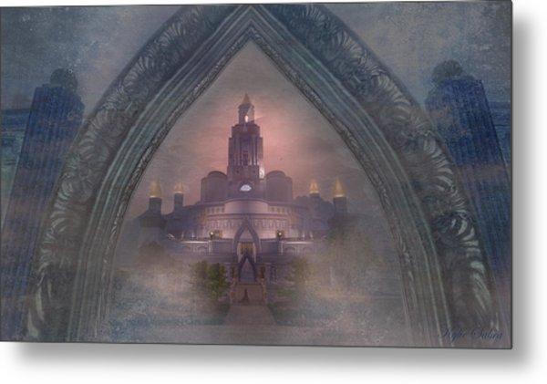 Alqualonde Castle Metal Print