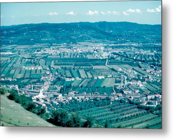 Alta Cicchato Italy 1962 Metal Print by Cumberland Warden