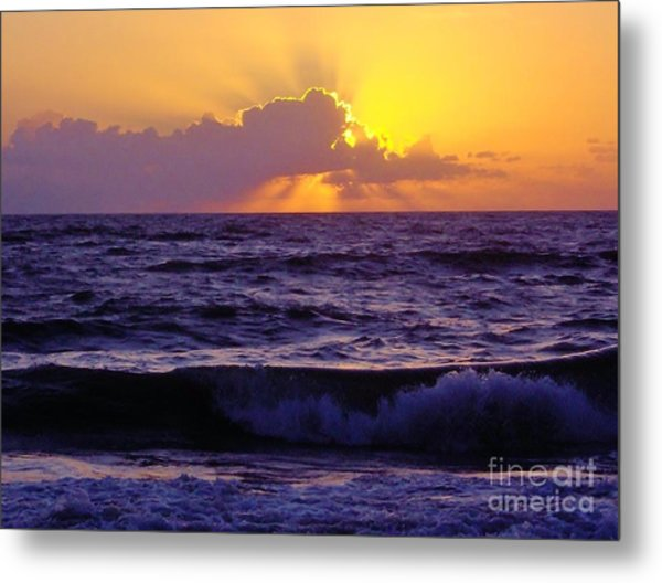 Amazing - Florida - Sunrise Metal Print