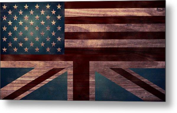 American Jack I Metal Print