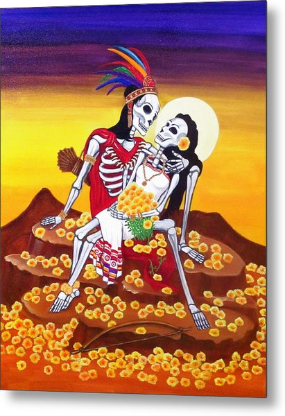 Amor Eterno Metal Print
