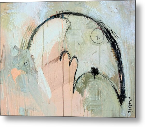 An Allegory Of Things Unknown 6 Metal Print