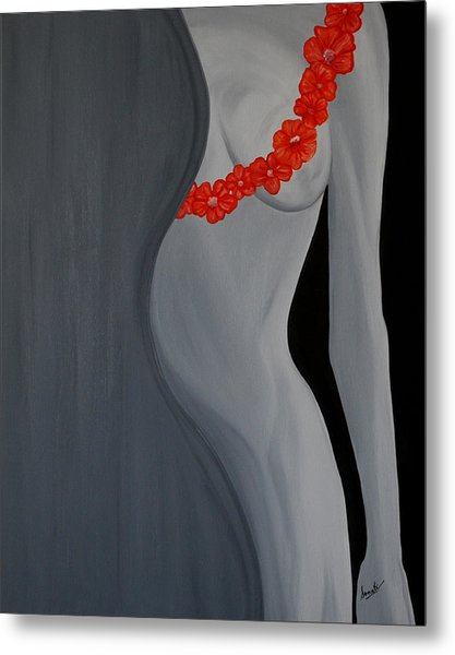 An Aura Of Mystique Metal Print