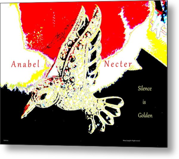 Anabel Necter Metal Print by Artscana Images