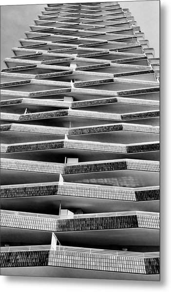 Anarchitecture Metal Print