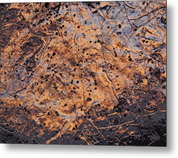 Metal Print featuring the photograph Ancient Map by Sami Tiainen