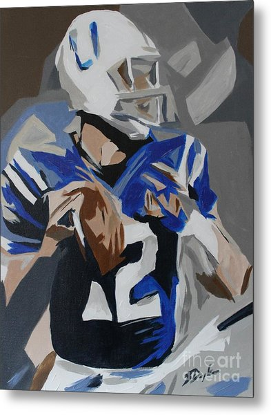 Andrew Luck 2013 Metal Print
