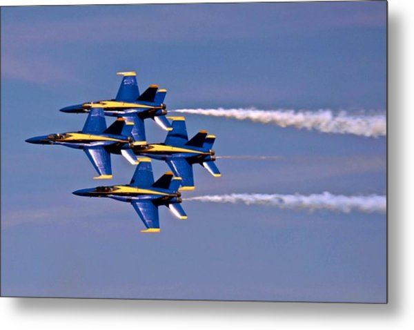 Andrews J B Air Show 11 Metal Print
