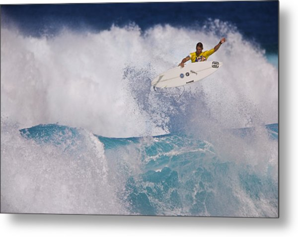 Andy Irons C6j2054 Metal Print