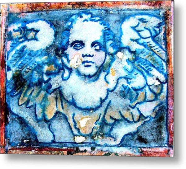 Angel 6 Metal Print