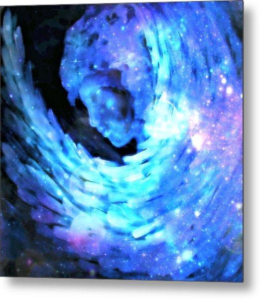 Angel Embrace Metal Print