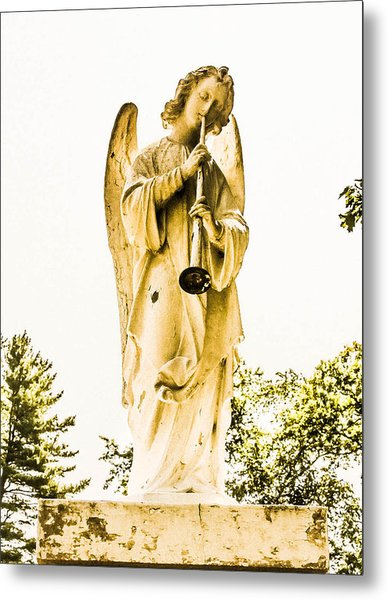 Angel From Dominican Metal Print