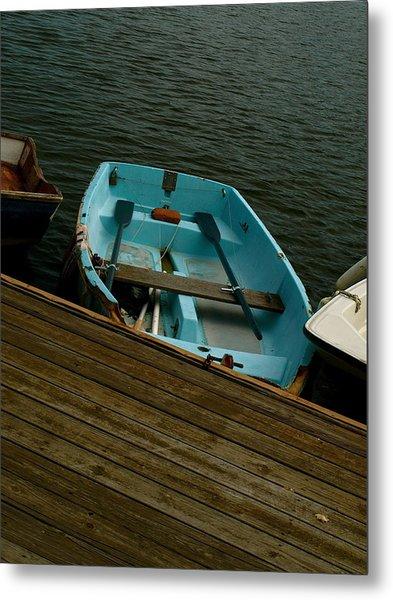 Annapolis Harbor Metal Print