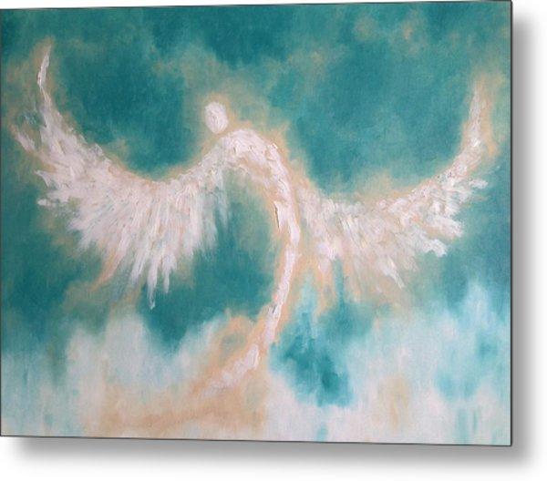 Anne's Angel Metal Print