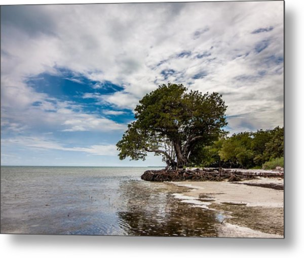 Anne's Beach-3184 Metal Print