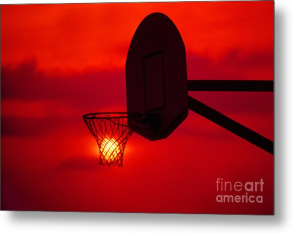 Another Day Another Two Points Metal Print by John Hartung