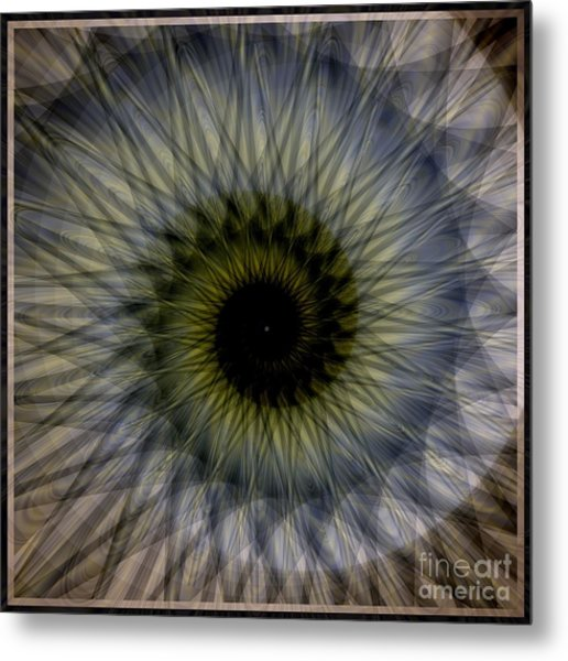 Another Spiral  Metal Print