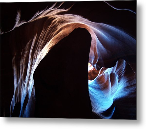 Antelope Canyon 09 Metal Print