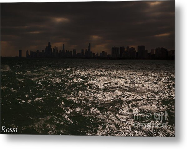 Apocalypse Metal Print by Rossi Love