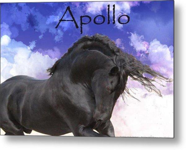Apollo The Great Metal Print