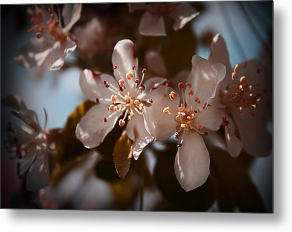 April In Colors Metal Print