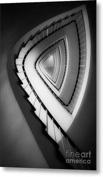 Architect's Beauty Metal Print