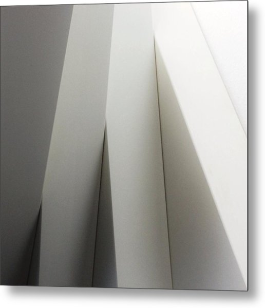 Architectural Detail Of Wall Metal Print by David Crunelle / Eyeem