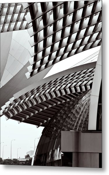 Architectural Metal Print