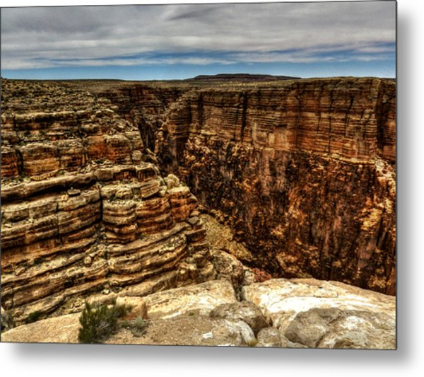 Arizona - Little Colorado River Gorge 005 Metal Print