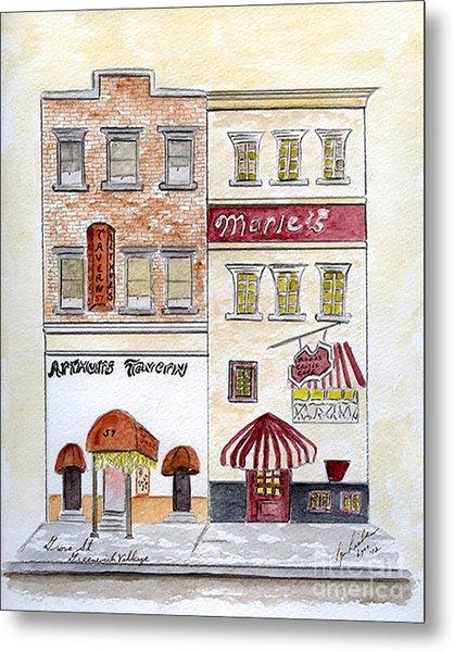 Arthur's Tavern - Greenwich Village Metal Print