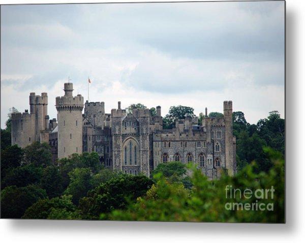 Arundel Castle Metal Print