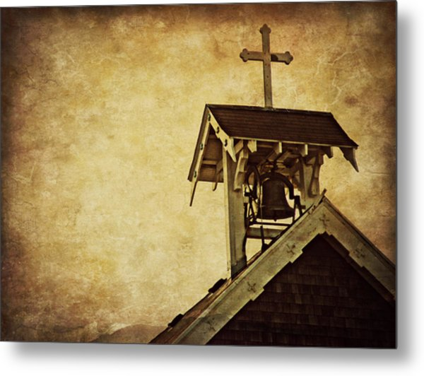 As The Bell Tolls  Metal Print