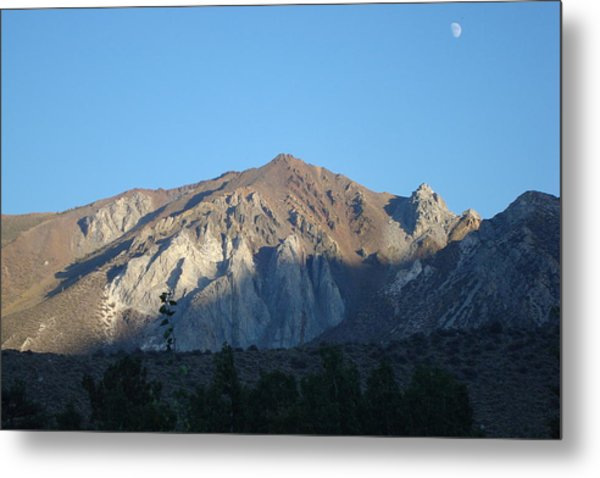 At Convict Lake Campground Metal Print
