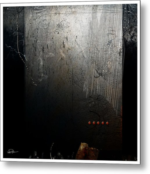 At The Altar Metal Print by James VerDoorn
