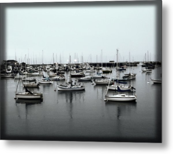 At The Bay  Metal Print