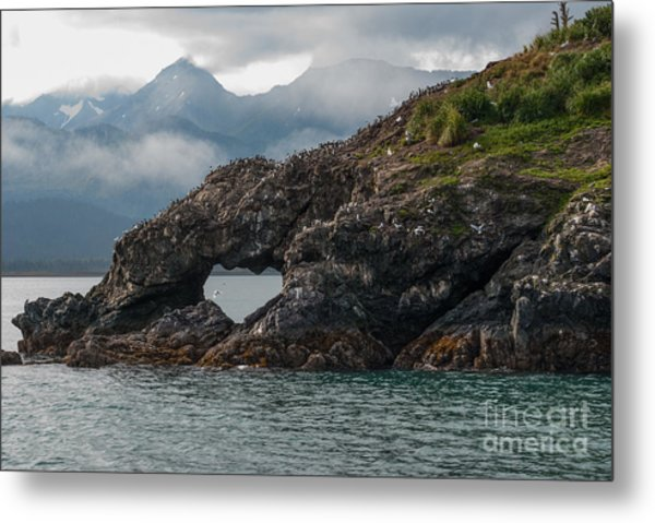 At The Heart Of It Metal Print
