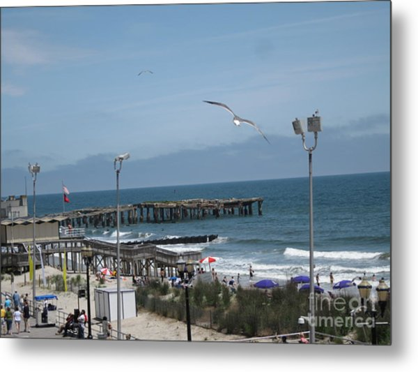 Atlantic City 2009 Metal Print