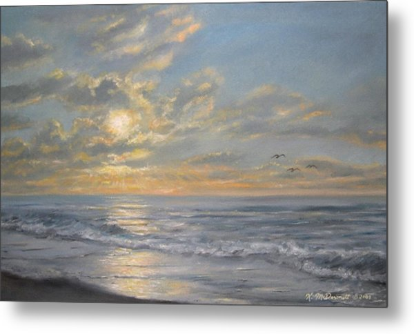 Atlantic Dawn Metal Print