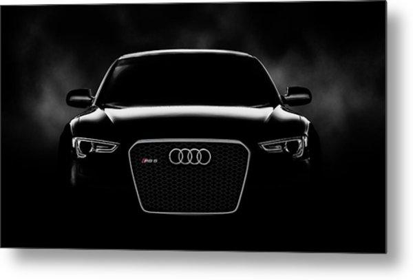 Audi Rs5 Metal Print