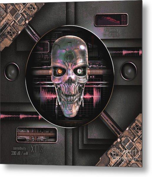 Audiophile 2496 Metal Print