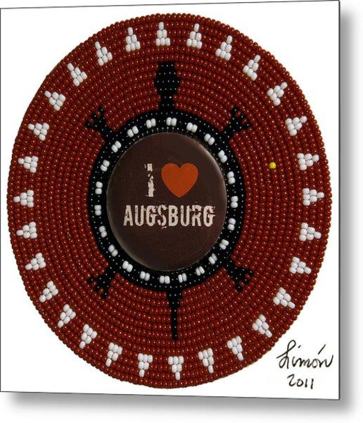 Augsburg 2011 Metal Print