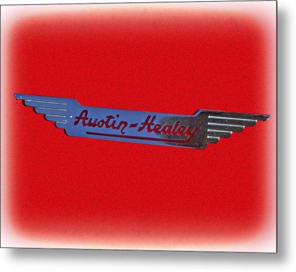 Austin-healey Metal Print