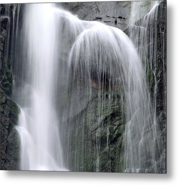 Australian Waterfall 3 Metal Print