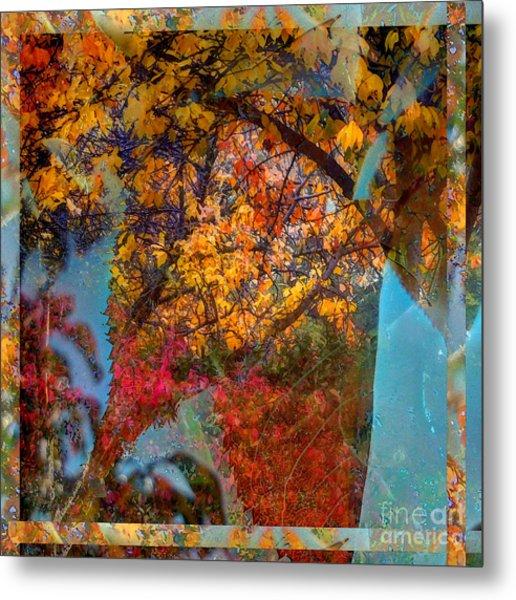 Autumn Fusion 5 Metal Print