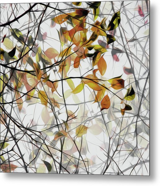 Autumn Song Metal Print