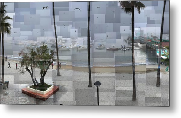 Avalon Fog Metal Print